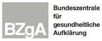 Logo der Bundeszentrale für gesundheitliche Aufklärung (BZgA) (Köln)