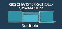 Logo vom Geschwister-Scholl-Gymnasium (Stadtlohn)