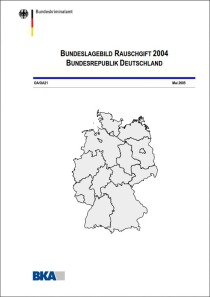 Bundeslagebild Rauschgift 2004 (BKA, Mai 2005)