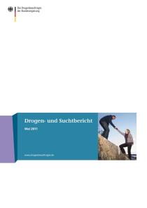 Drogen- und Suchtbericht 2011  (BMG, Mai 2011)