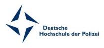 Logo der Deutschen Hochschule der Polizei (DHPol) (Münster)